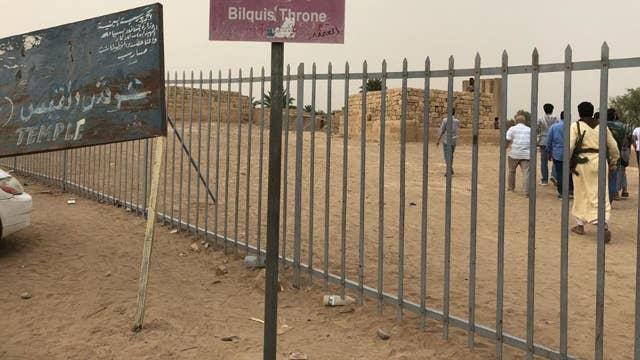 Yemen's civil war puts ancient biblical ruins in peril
