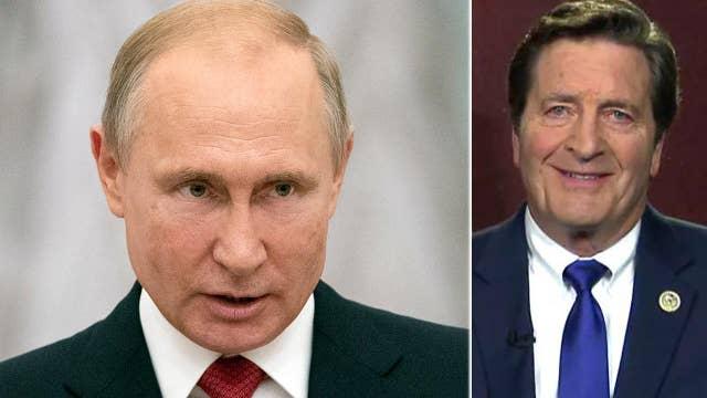 Rep. Garamendi: America is pushing back against Putin