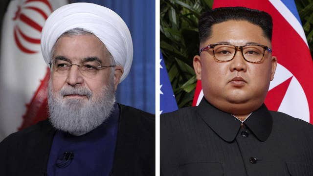 Iran tells North Korea that United States can't be trusted