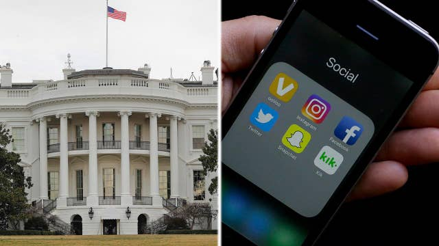 White House crafting roadmap to protect personal data online