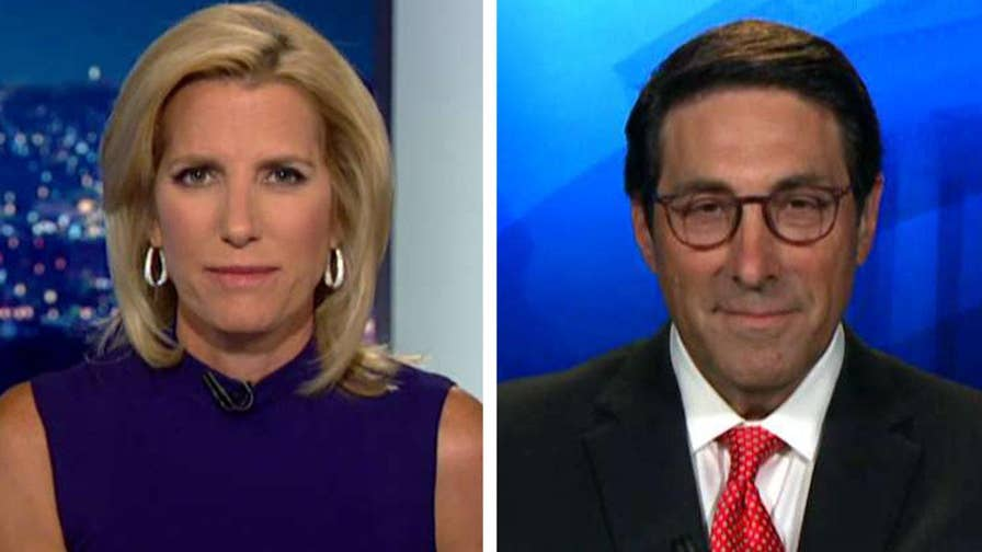 Attorney for President Trump, Jay Sekulow, speaks out on 'The Ingraham Angle' about the response to Mueller's request to interview Trump and outlines problems with Russia probe.
