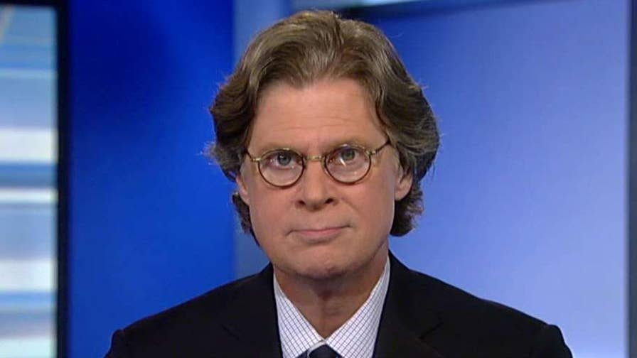 Emails show Christopher Steele and Bruce Ohr at the DOJ discusses dossier research; Byron York explains on 'The Ingraham Angle.'