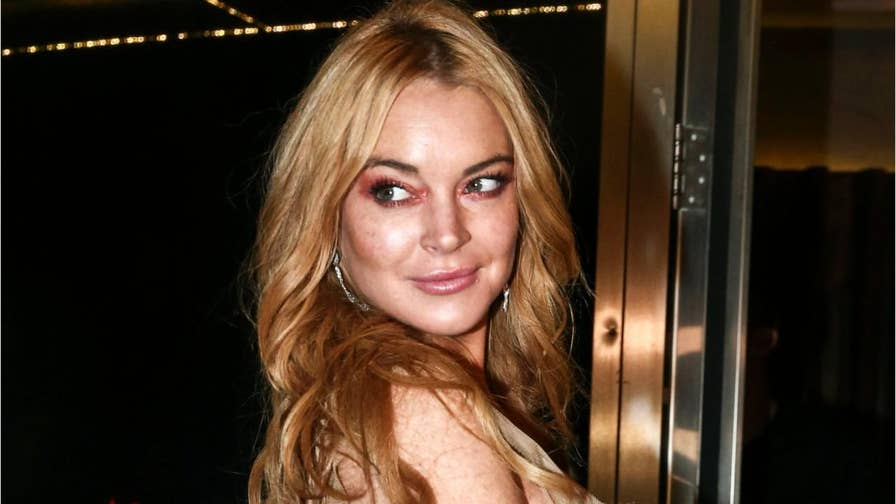 Actress Lindsay Lohan says women speaking out about #MeToo experiences 'look weak.'