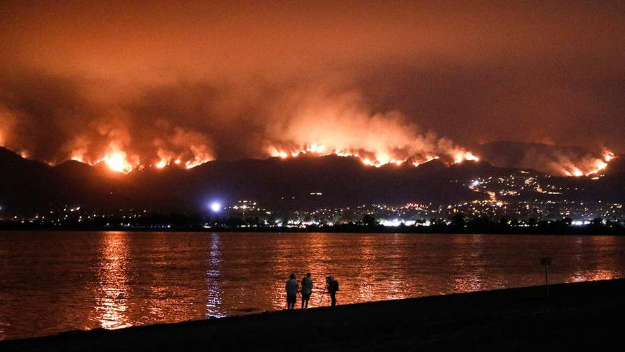 Trump administration orders the National Marine Fisheries Service to take control of water use in California in areas affected by the ongoing fires.