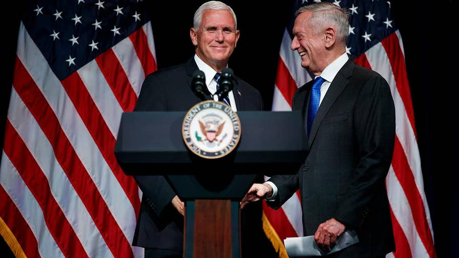 Kristin Fisher reports on the Trump administration's proposed expansion of the Pentagon's power and responsibility.
