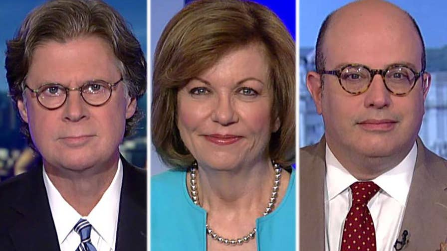 U.S. sanctions Russia over nerve attack on former spy; reaction and analysis from the 'Special Report' All-Star panel.