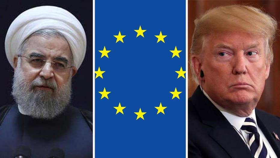 Escalating tension between US, EU on Iran sanctions