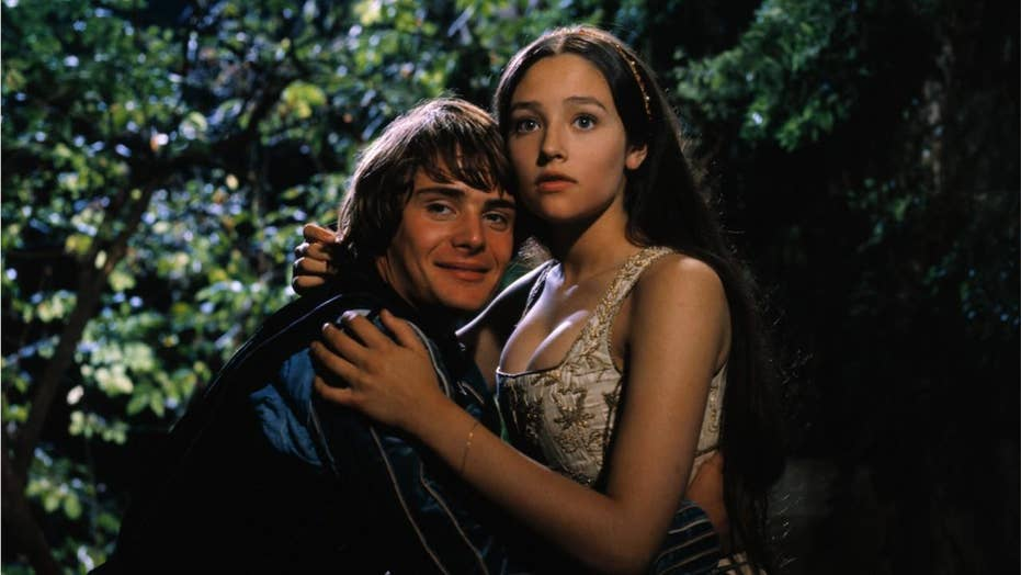 This magnificent Olivia hussey romeo are
