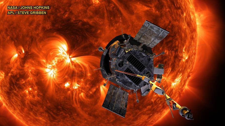 NASA's Parker Solar Probe set to 'touch the Sun'