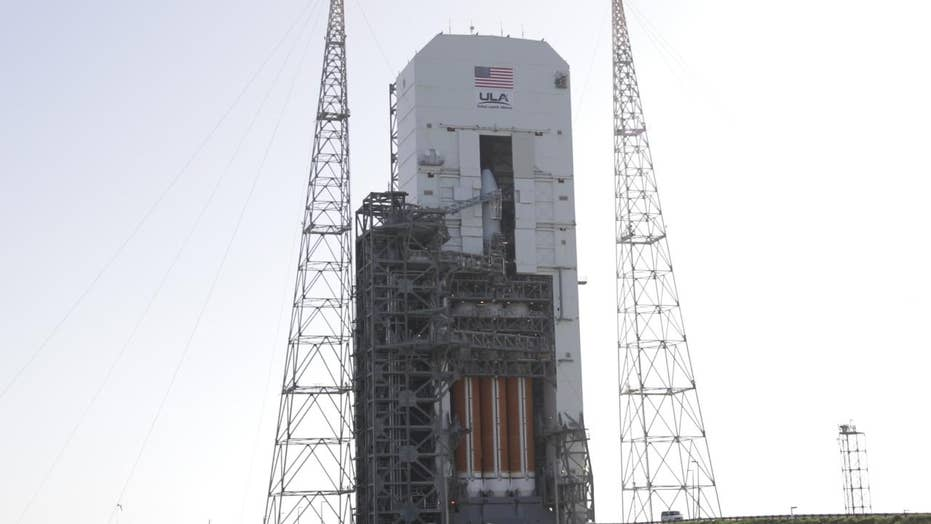 NASA's Parker Solar Probe: Cape Canaveral gets set for launch day