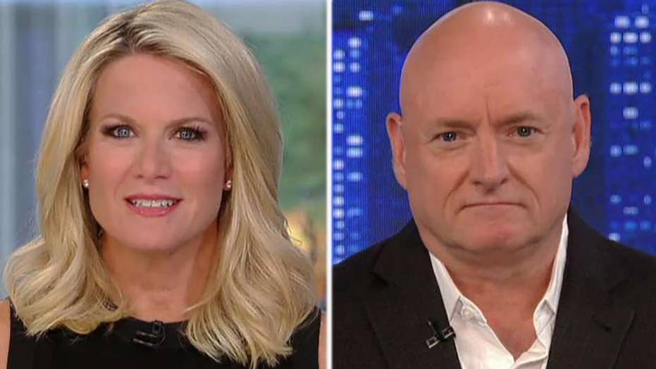Retired astronaut Scott Kelly reacts to Space Force plan