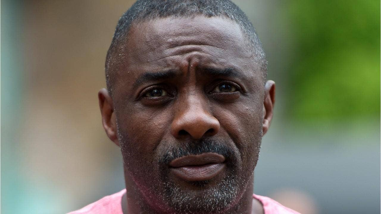 Idris Elba responds to James Bond casting rumors with cryptic tweets