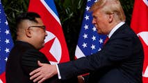 Pyongyang accuses 'high-level officials' in the Trump administration of going against the president's will and 'inciting international sanctions and pressure' against North Korea; reaction from Jeff Mason, White House correspondent for Reuters.