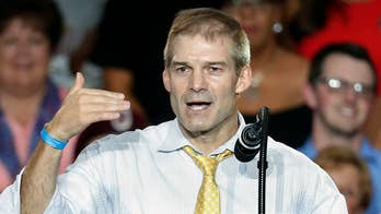 Former Ohio State wrestler seemingly reversed course on claim Rep. Jim Jordan was aware of alleged sexual abuse against students at Ohio State University; Trace Gallagher reports.
