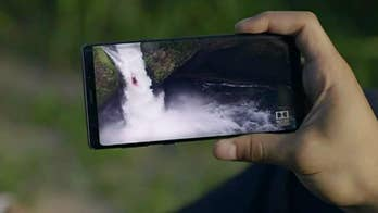 Samsung unveils its Note 9 smartphone