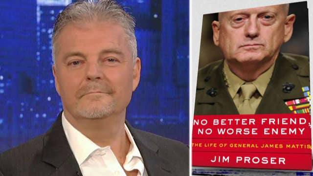 Book offers closer look at the life of General James Mattis