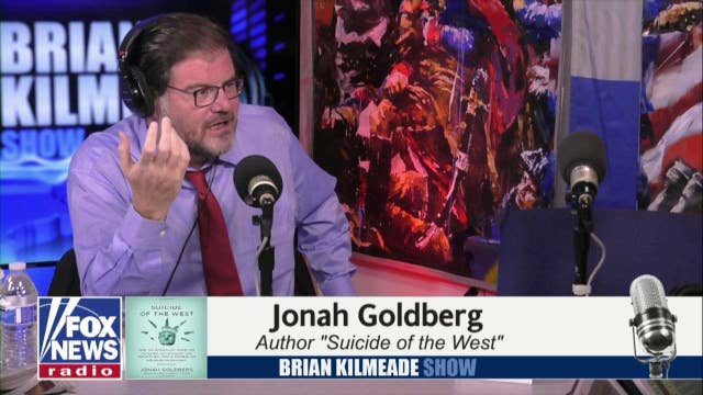 Jonah Goldberg Accepts Colbert's Apology With A Caveat