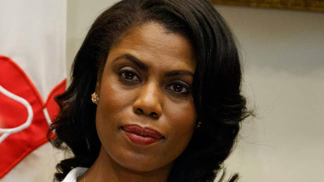 Report: Omarosa claims she was offered money to stay quiet