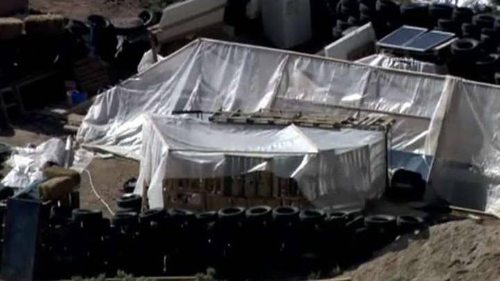 How did 'extremist Muslim' compound go undetected?
