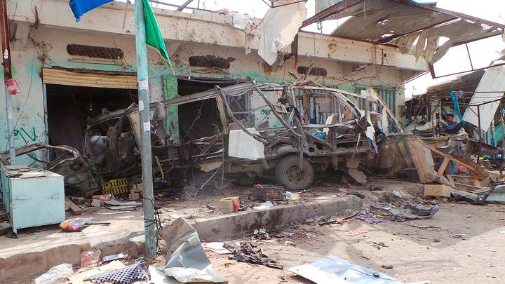 Who should be blamed for deadly airstrike in Yemen?