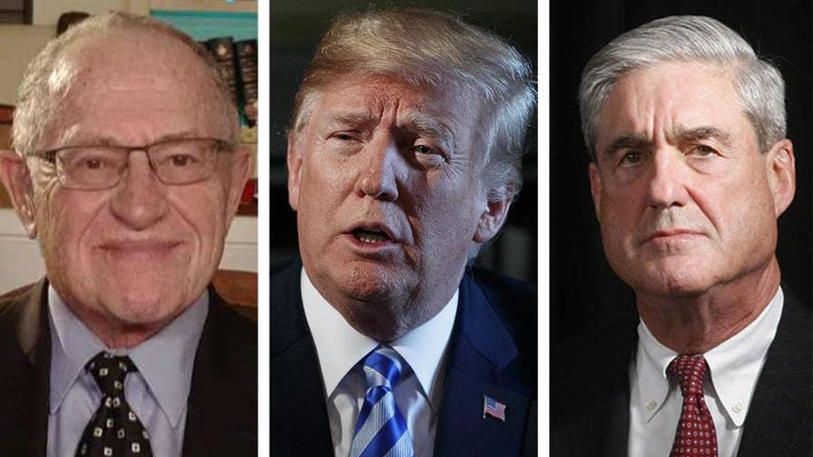 Harvard Law Professor Emeritus Alan Dershowitz on the ongoing battle between Trump's legal team and Special Counsel Robert Mueller's investigators over potential interview terms. #Tucker