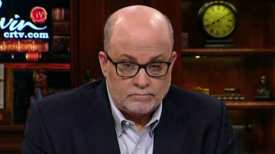 Rudy Giuliani warns that the Mueller probe is going to 'blow up' on the investigators; Mark Levin reacts on 'Hannity.'