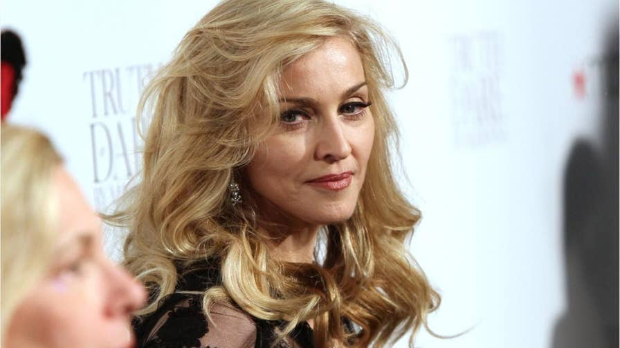 Madonna tells Vogue Italia that she thinks all modern music 'sounds the same.'