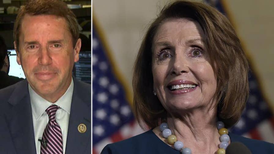 Republican lawmaker from North Carolina weighs in on a growing number of Democrats distancing themselves from House Minority Leader Nancy Pelosi.