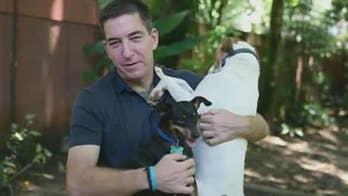Intercept co-founder Glenn Greenwald tells Tucker the story behind his dog rescue operation. #Tucker