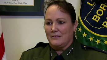 Griff Jenkins sits down with the new U.S. Border Patrol Chief Carla Provost.