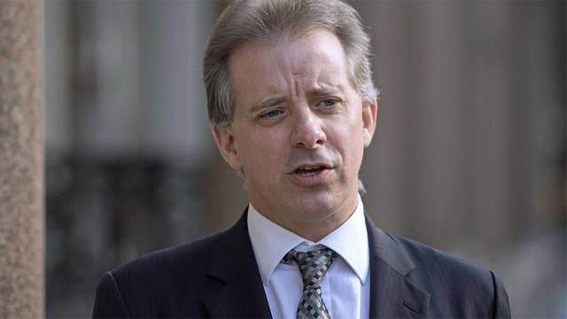 Judicial Watch sues DOJ for communications with Steele
