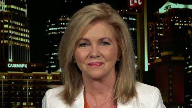 Rep. Blackburn responds to Democrat's disturbing comments