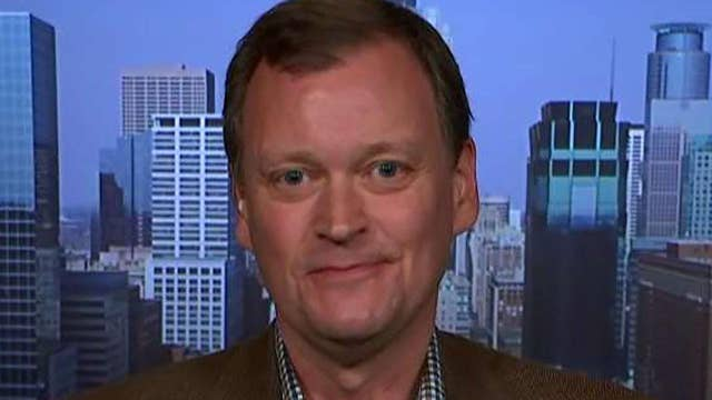 Minnesota GOP gubernatorial candidate talks primary race