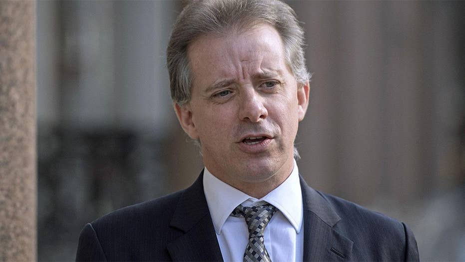 Christopher Steele's communications with DOJ raise questions