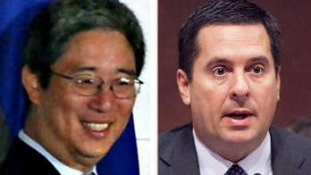 Bruce Ohr to testify before the House Judiciary Committee regarding his communications with anti-Trump dossier Christopher Steele; Rep. Nunes weighs in on 'Sunday Morning Futures.'