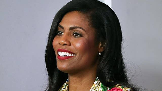 Omarosa releases purported tape of her White House firing