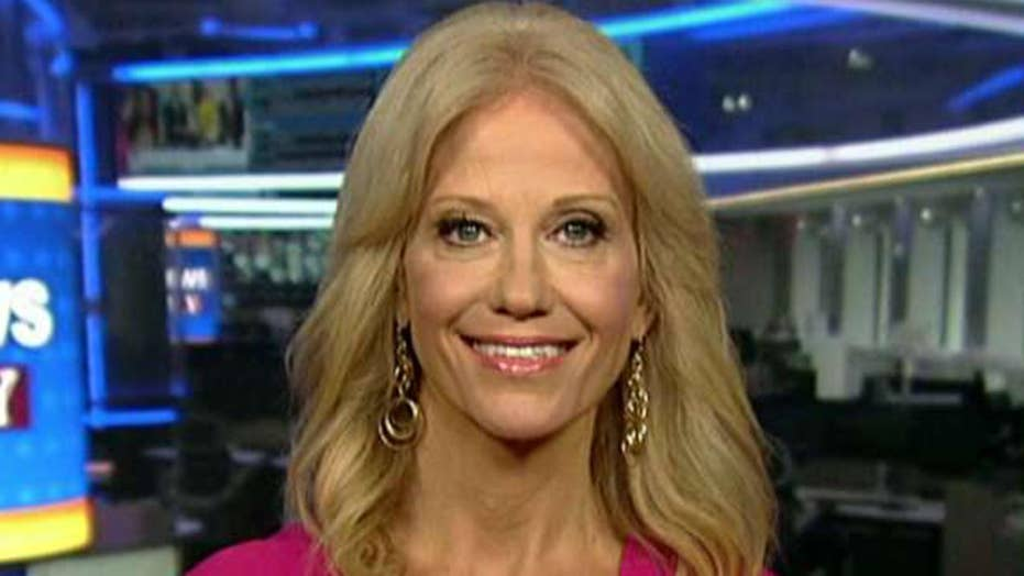 Kellyanne Conway talks race relations in America