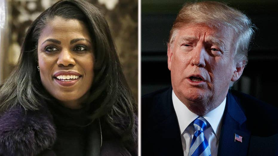 Omarosa levels claims against the Trump administration