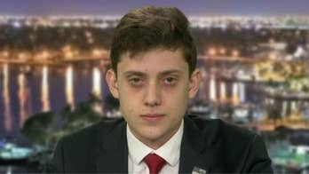 Kyle Kashuv, director of high school outreach for Turning Point USA, speaks out on 'Fox & Friends First.'