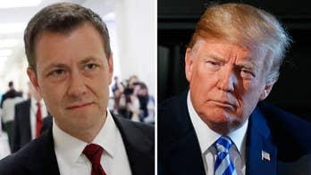 President Trump tweets 'the list of bad players in the FBI & DOJ gets longer & longer'; chief intelligence correspondent Catherine Herridge reports.