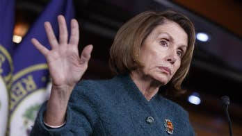 House Minority Leader Nancy Pelosi says press is creating divide over her leading the Democratic Party; reaction and analysis on 'The Five.'