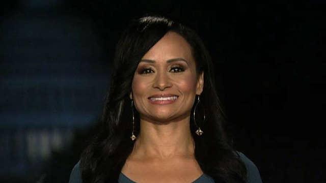 Katrina Pierson responds to Omarosa's shocking claims