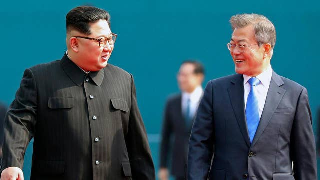 North and South Korean leaders agree to third meeting