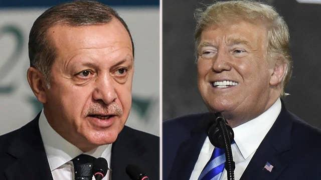Lira falls as dispute between US and Turkey deepens