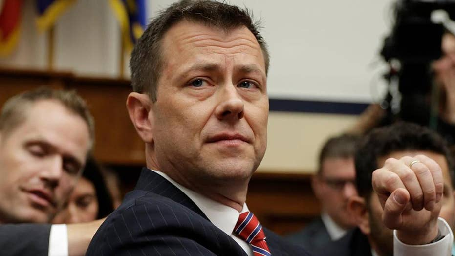 FBI fires Peter Strzok over anti-Trump text messages