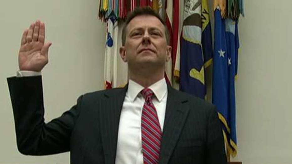 Fallout from the FBI's firing of Peter Strzok