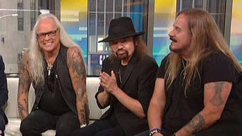Gary Rossington, Johnny Van Zant and Rickey Medlocke speak out on getting the band back together for Showtime's 'If I Leave Here Tomorrow.'