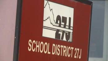 Colorado school district begins four-day weeks