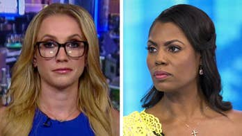 Fox News contributor Kat Timpf says by keeping attention on former White House aide Omarosa Manigault Newman, President Trump is simply helping her book sales.