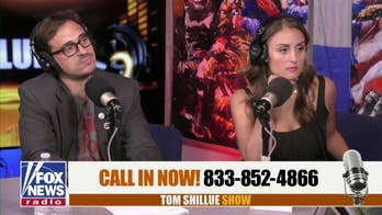 Kristina Partsinevelos and Travis Irvine join Tom Shillue to discuss eating salad from vending machines! Would you trust it? With so many potential contaminated foods out there, Kristina thinks it's a great way to get Americans to start eating healthier! Tom and Travis are a bit skeptical.